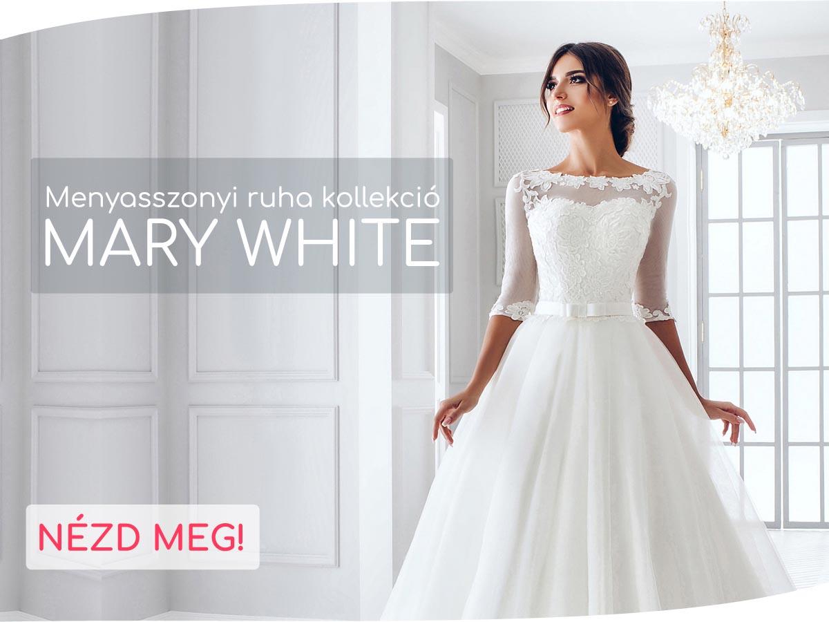 7ac875413b Menyasszonyi ruhák, esküvői kiegészítők - White Angel Esküvői Szalon