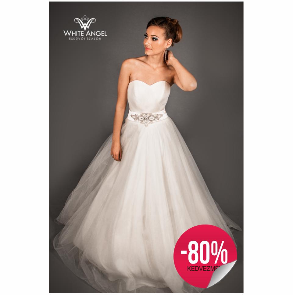 475af32687 Juliette menyasszonyi ruha - White Angel Esküvői Szalon