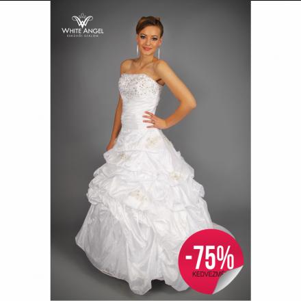 0cf6170fcf Menyasszonyi ruha Mary Bride 1179 - White Angel Esküvői Szalon