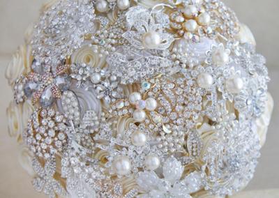 Esküvői csokor - White Angel Esküvői Szalon
