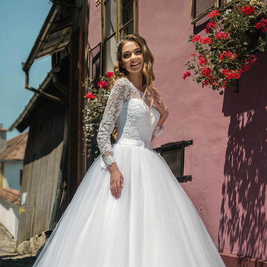 Menyasszonyi ruha JD-18698