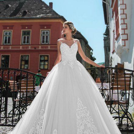 Menyasszonyi ruha JD-18727