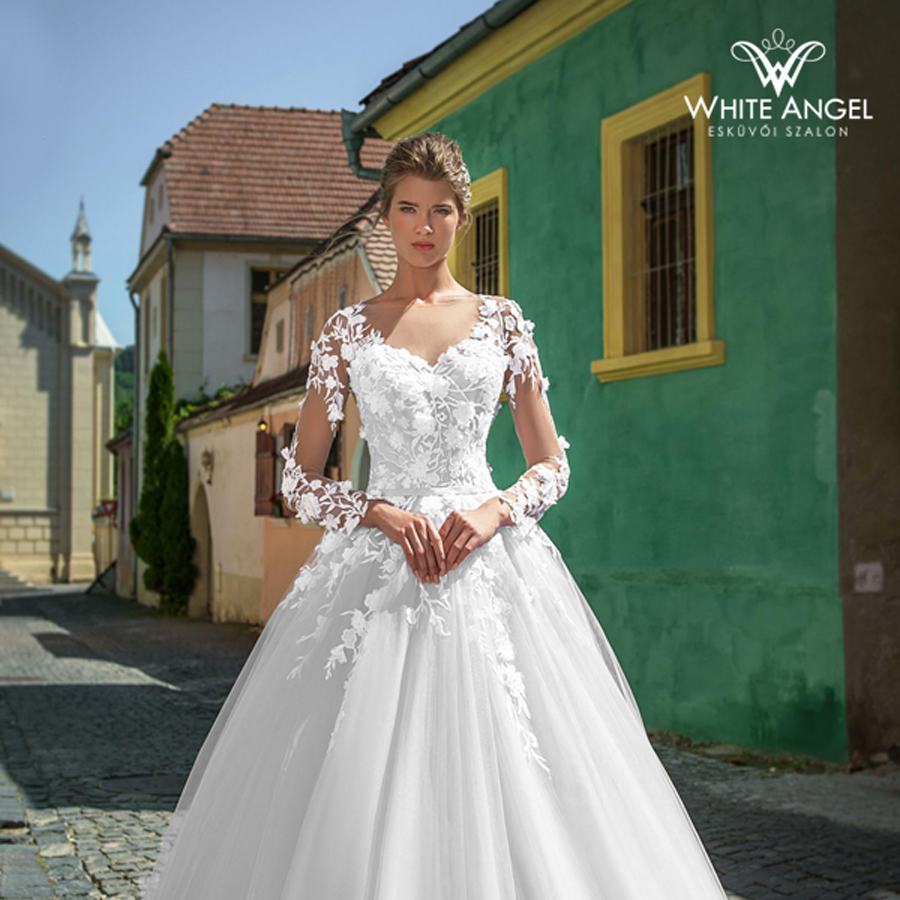 Menyasszonyi ruha JD-18728