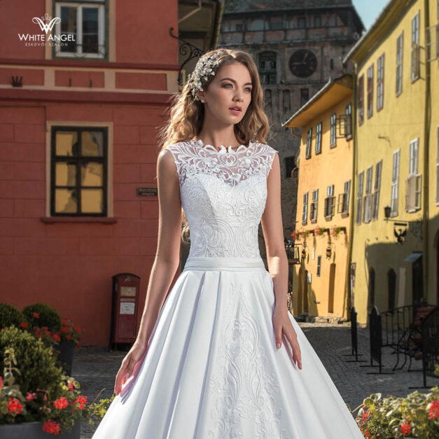 Menyasszonyi ruha JD-18716