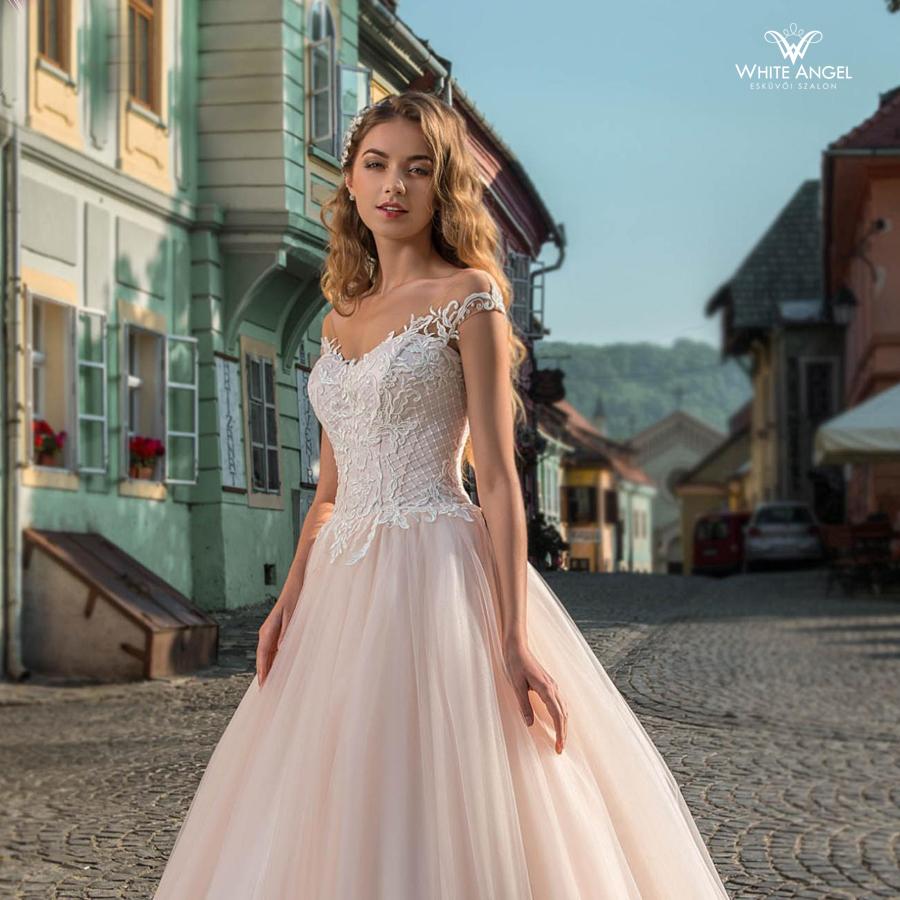Menyasszonyi ruha JD-18718