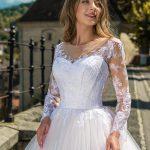 Menyasszonyi ruha JD2018-18726