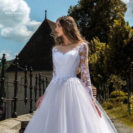 Menyasszonyi ruha JD-18726