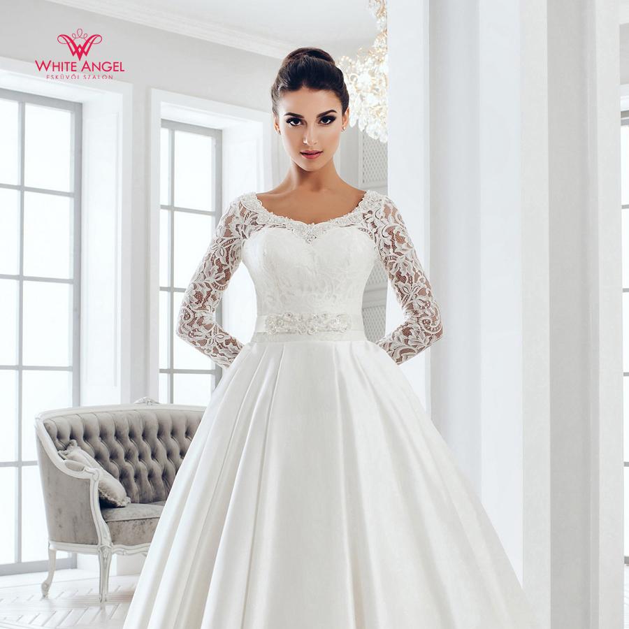 Menyasszonyi ruha Mary White 1012