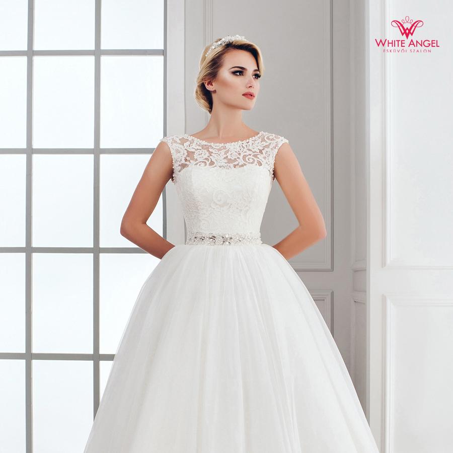 Menyasszonyi ruha Mary White 1035