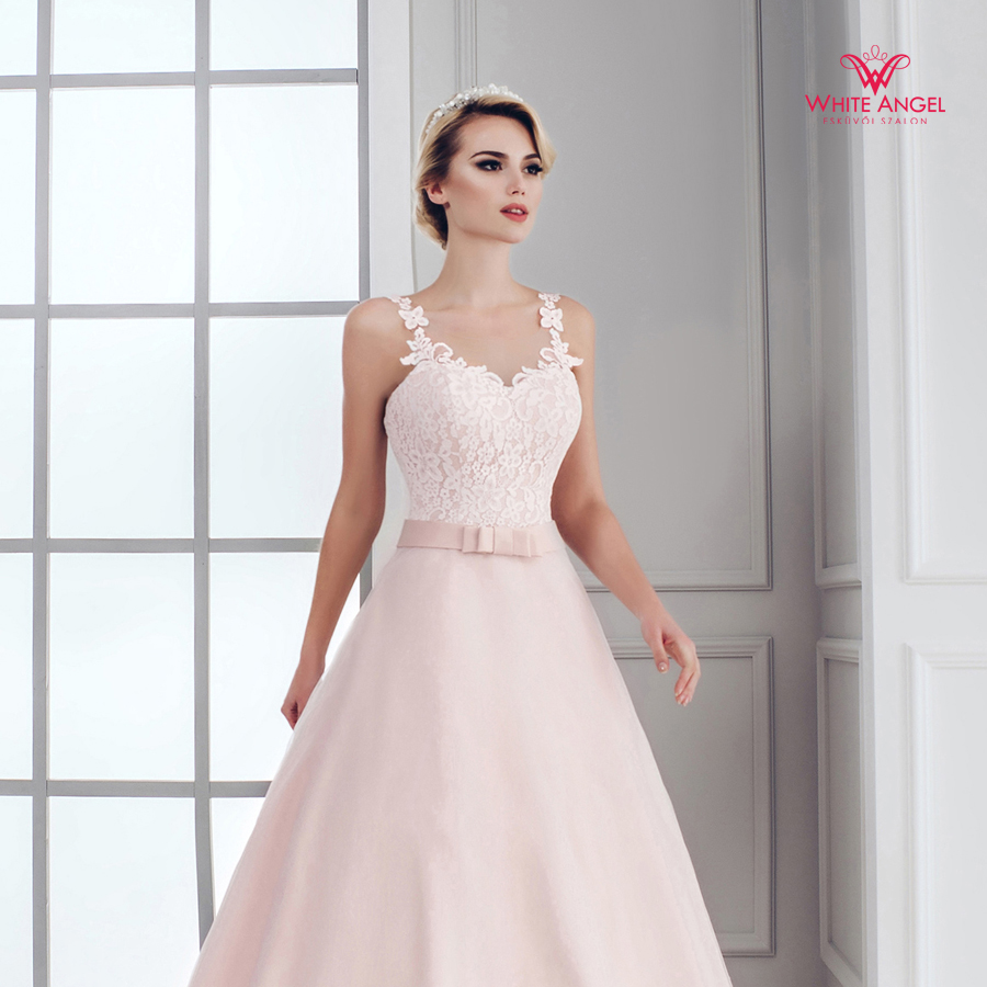 Menyasszonyi ruha Mary White 1038