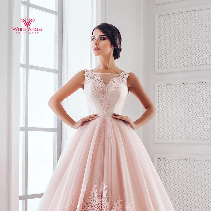 Menyasszonyi ruha Mary White 902
