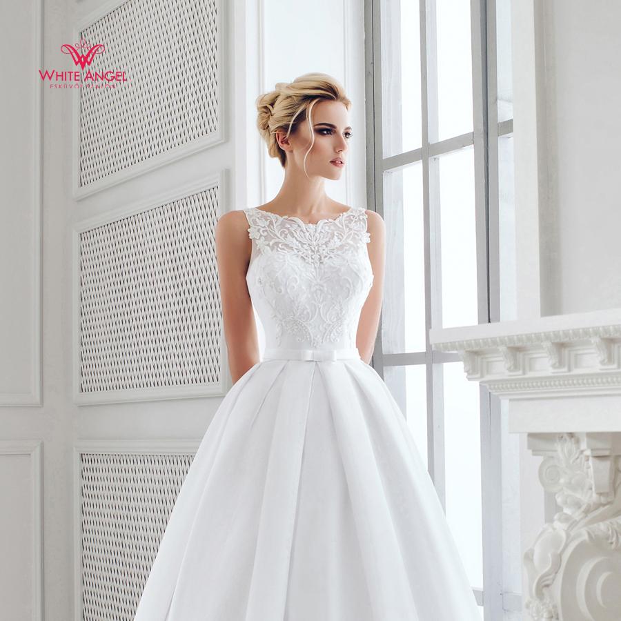 Menyasszonyi ruha Mary White 915
