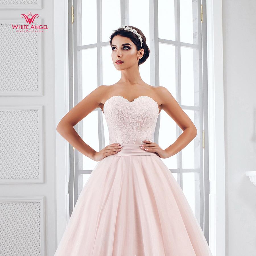 Menyasszonyi ruha Mary White 921