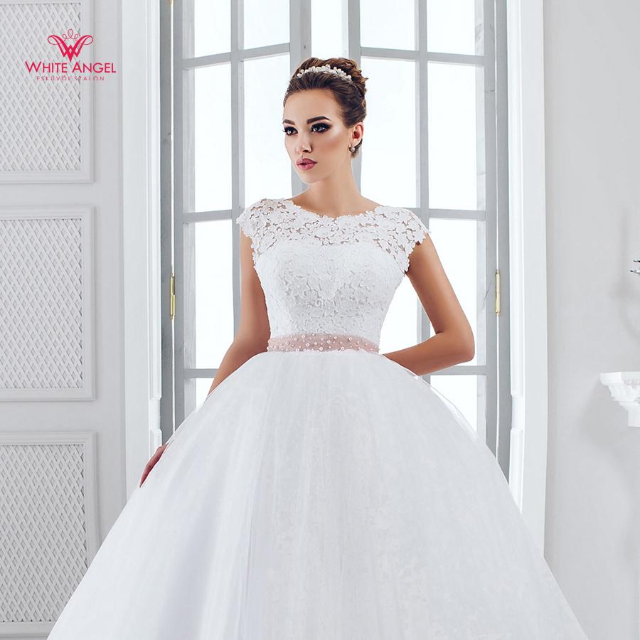 Menyasszonyi ruha Mary White 922