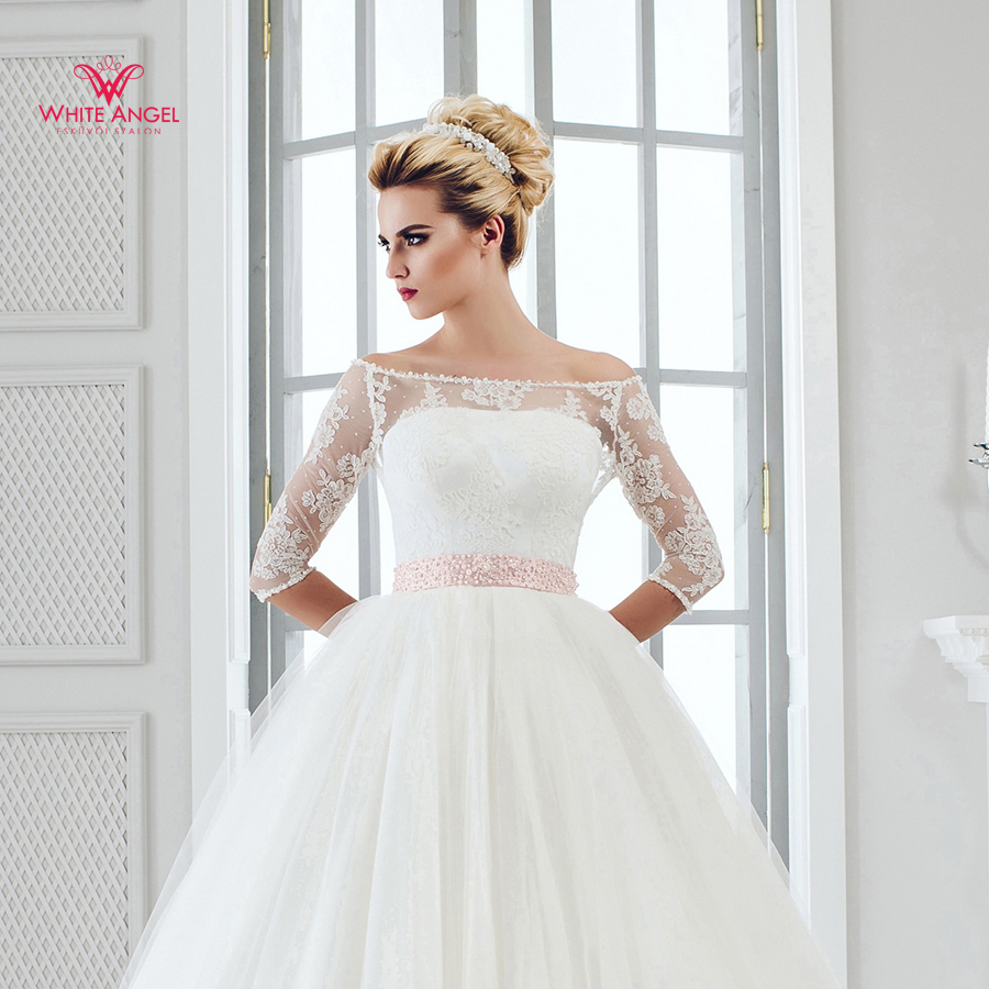 Menyasszonyi ruha Mary White 925