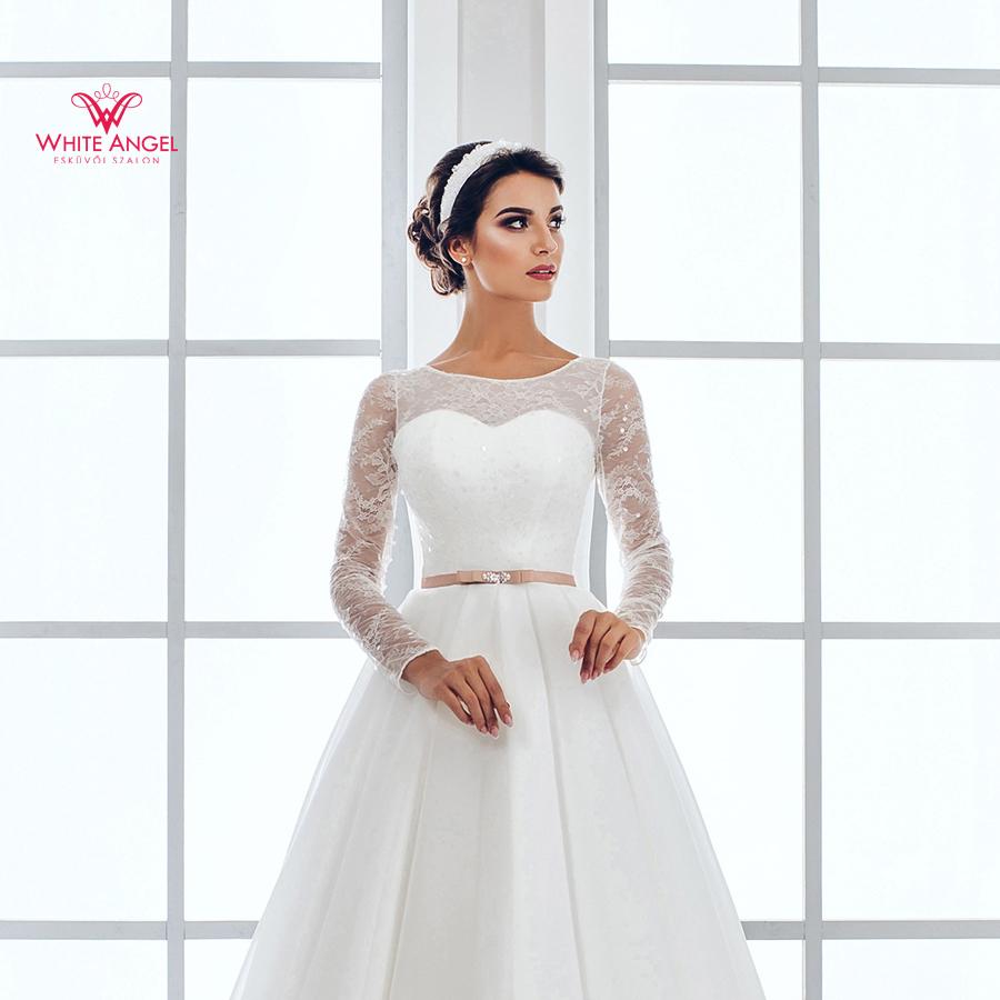 Menyasszonyi ruha Mary White 942