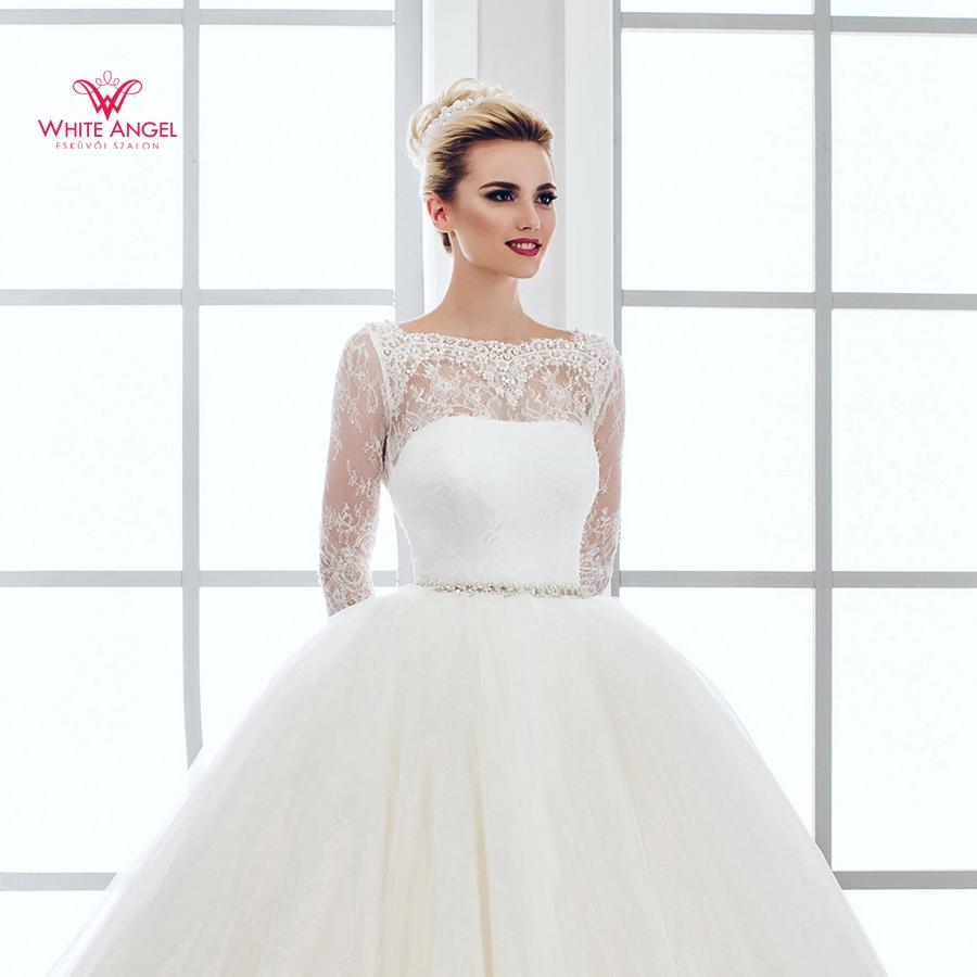 Menyasszonyi ruha Mary White 943