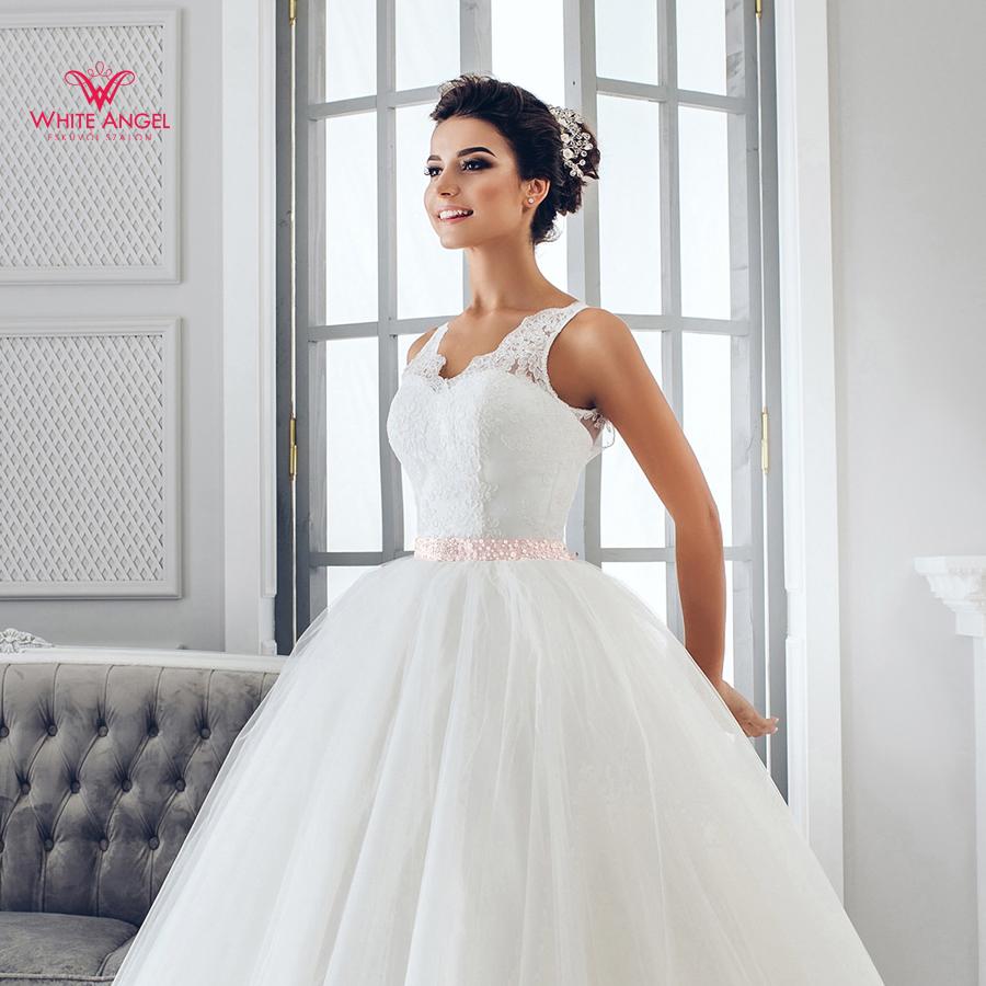Menyasszonyi ruha Mary White 945