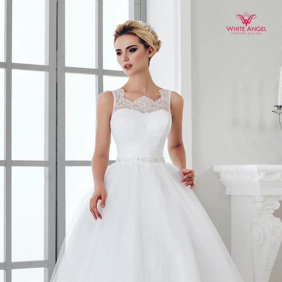 Menyasszonyi ruha Mary White 948