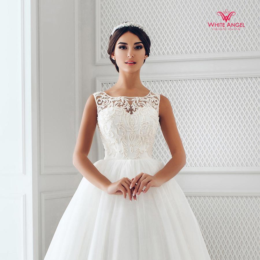 Menyasszonyi ruha Mary White 952