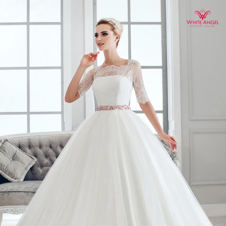 Menyasszonyi ruha Mary White 960