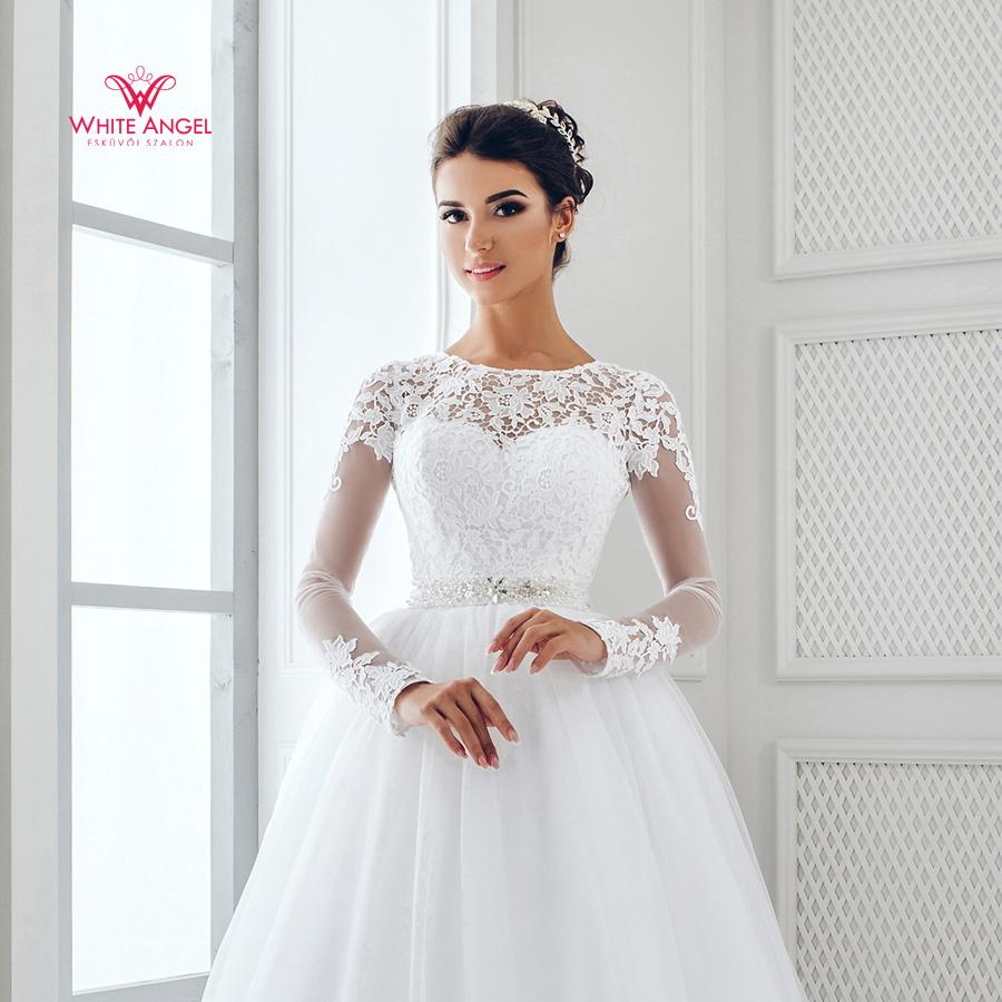 Menyasszonyi ruha Mary White 969