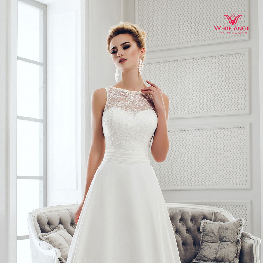 Menyasszonyi ruha Mary White 976