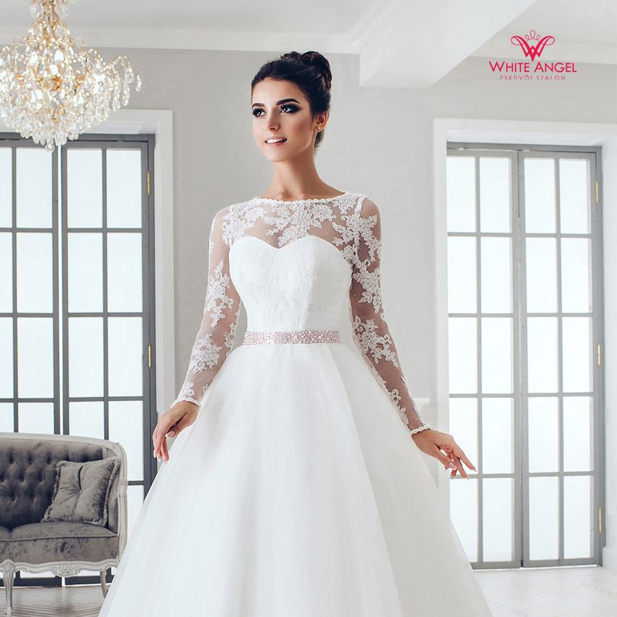 Menyasszonyi ruha Mary White 977