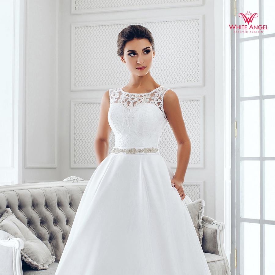 Menyasszonyi ruha Mary White 987