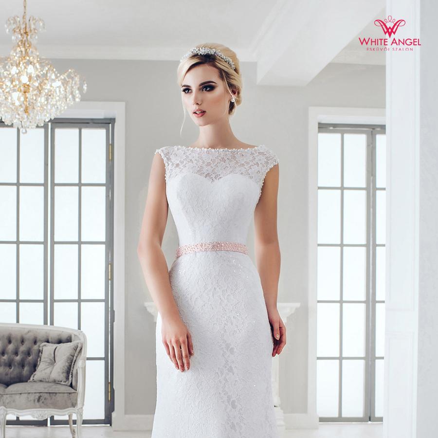 Menyasszonyi ruha Mary White 997