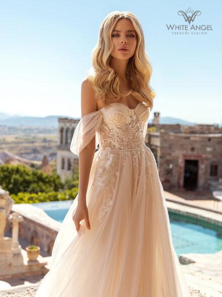 Belle menyasszonyi ruha 123
