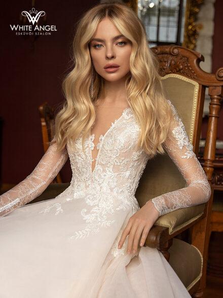 Dani menyasszonyi ruha 142